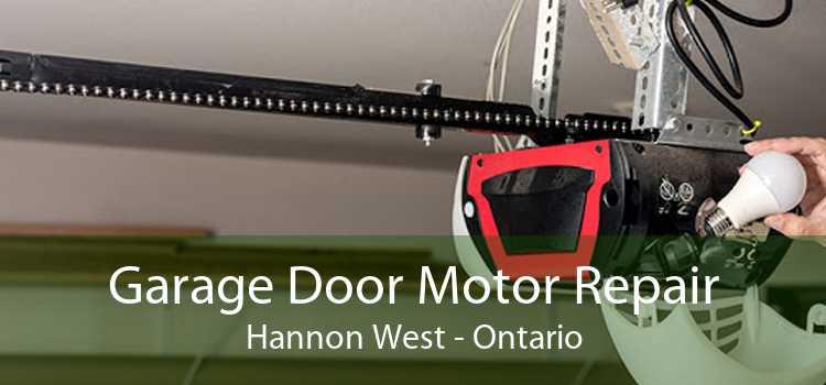 Garage Door Motor Repair Hannon West - Ontario