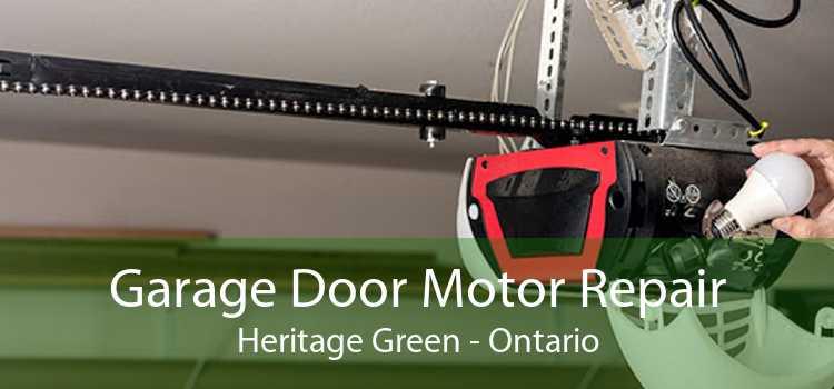 Garage Door Motor Repair Heritage Green - Ontario