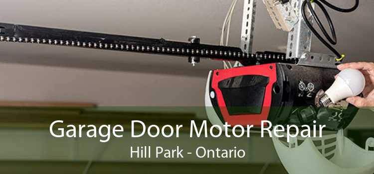 Garage Door Motor Repair Hill Park - Ontario