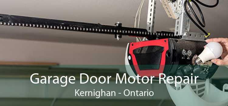 Garage Door Motor Repair Kernighan - Ontario