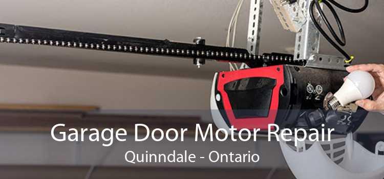 Garage Door Motor Repair Quinndale - Ontario