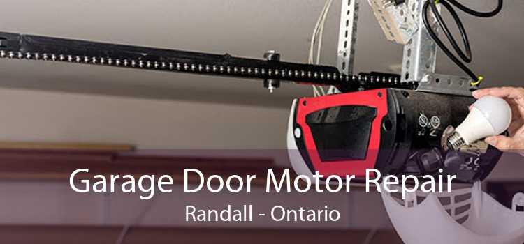 Garage Door Motor Repair Randall - Ontario