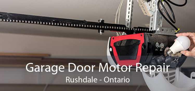 Garage Door Motor Repair Rushdale - Ontario