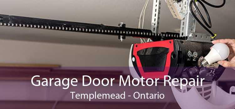 Garage Door Motor Repair Templemead - Ontario