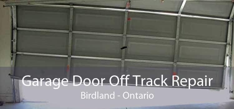 Garage Door Off Track Repair Birdland - Ontario