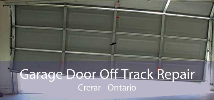 Garage Door Off Track Repair Crerar - Ontario