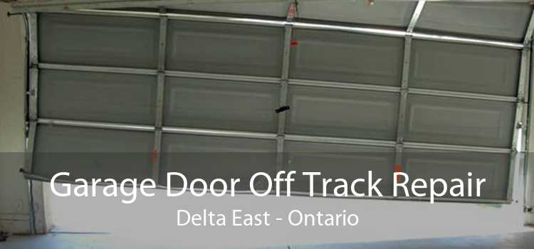 Garage Door Off Track Repair Delta East - Ontario