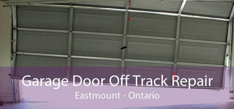 Garage Door Off Track Repair Eastmount - Ontario