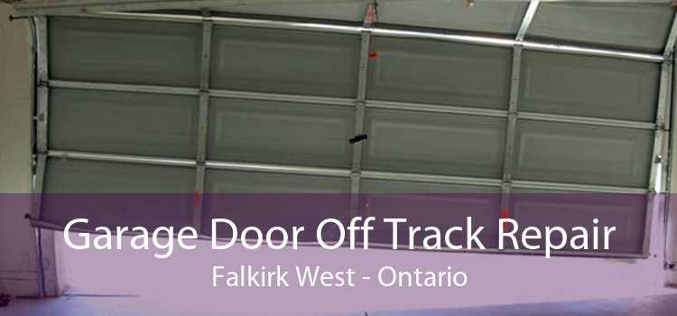 Garage Door Off Track Repair Falkirk West - Ontario