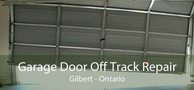 Garage Door Off Track Repair Gilbert - Ontario