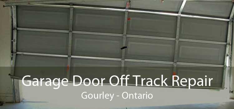Garage Door Off Track Repair Gourley - Ontario