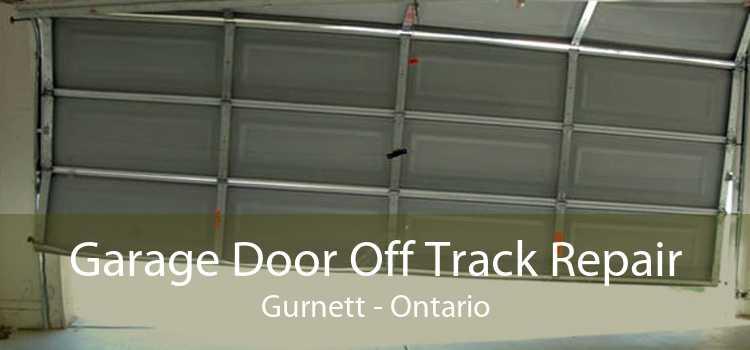 Garage Door Off Track Repair Gurnett - Ontario