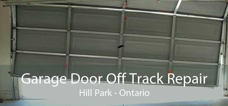Garage Door Off Track Repair Hill Park - Ontario