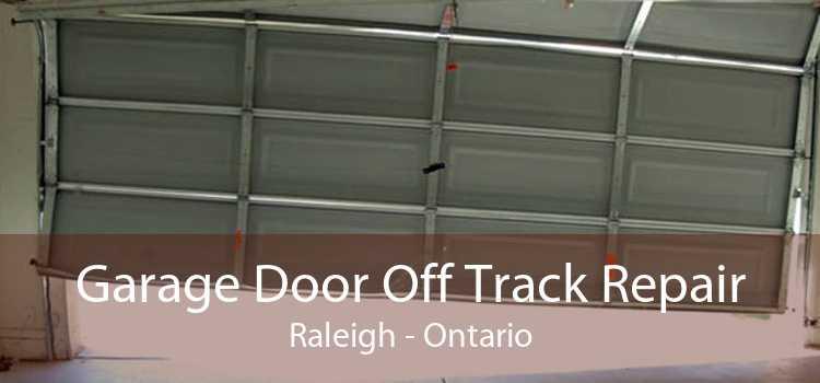 Garage Door Off Track Repair Raleigh - Ontario
