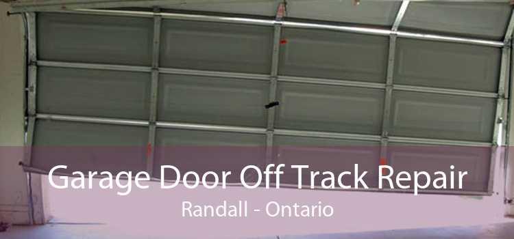 Garage Door Off Track Repair Randall - Ontario