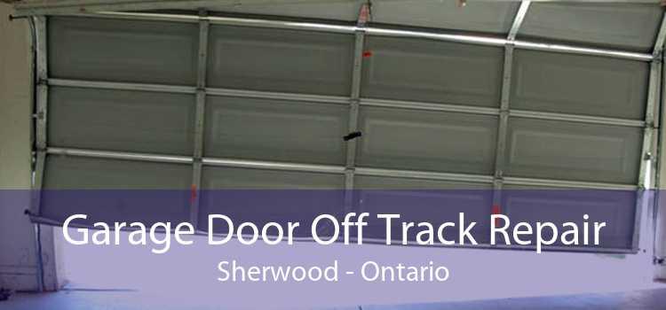 Garage Door Off Track Repair Sherwood - Ontario
