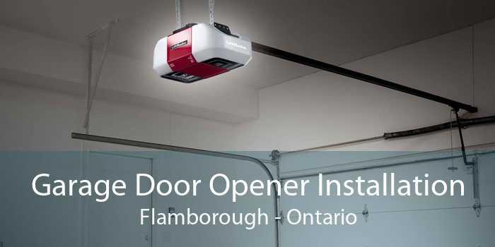 Garage Door Opener Installation Flamborough - Ontario