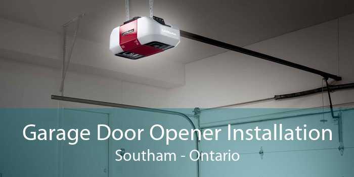 Garage Door Opener Installation Southam - Ontario