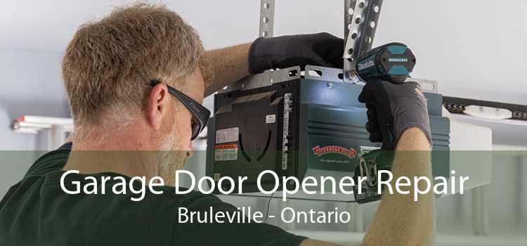 Garage Door Opener Repair Bruleville - Ontario