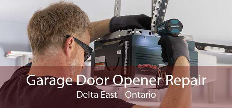 Garage Door Opener Repair Delta East - Ontario