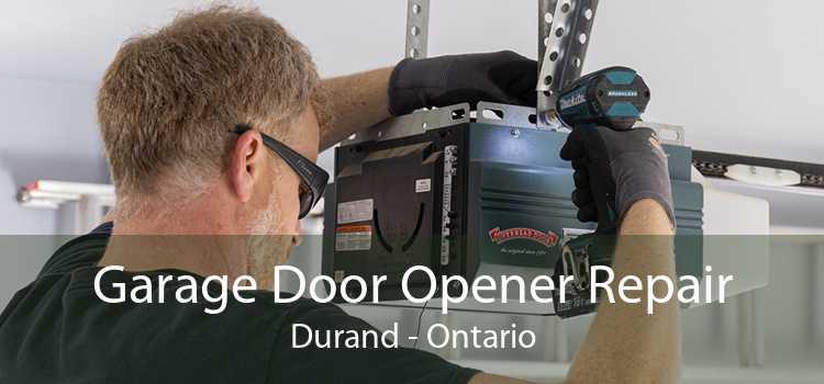 Garage Door Opener Repair Durand - Ontario