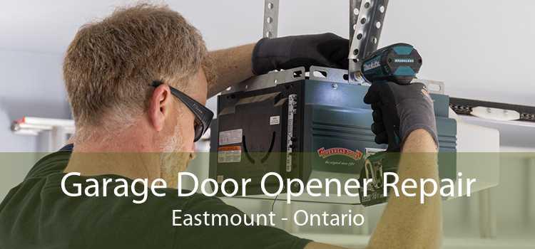 Garage Door Opener Repair Eastmount - Ontario