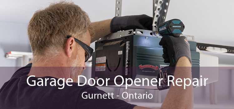 Garage Door Opener Repair Gurnett - Ontario
