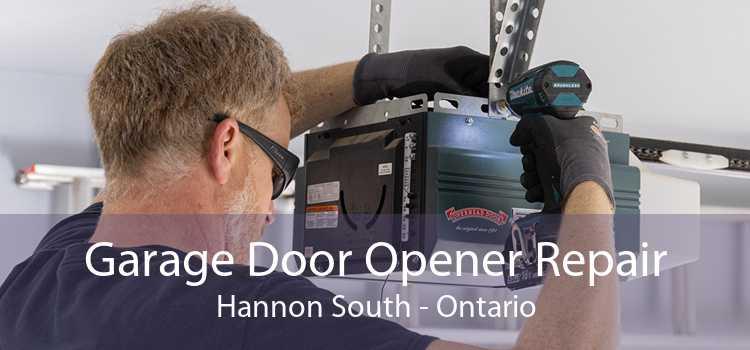 Garage Door Opener Repair Hannon South - Ontario
