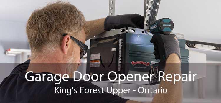 Garage Door Opener Repair King's Forest Upper - Ontario