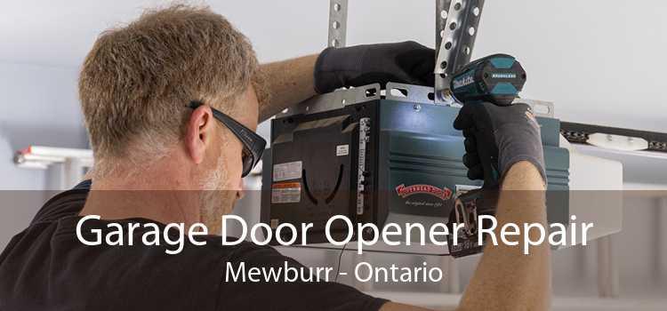 Garage Door Opener Repair Mewburr - Ontario