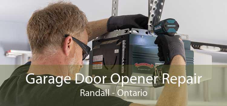 Garage Door Opener Repair Randall - Ontario