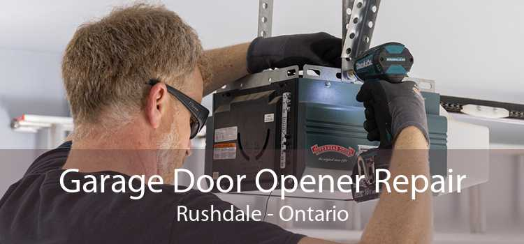 Garage Door Opener Repair Rushdale - Ontario