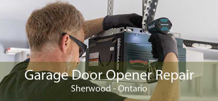 Garage Door Opener Repair Sherwood - Ontario