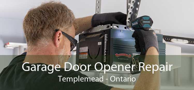 Garage Door Opener Repair Templemead - Ontario