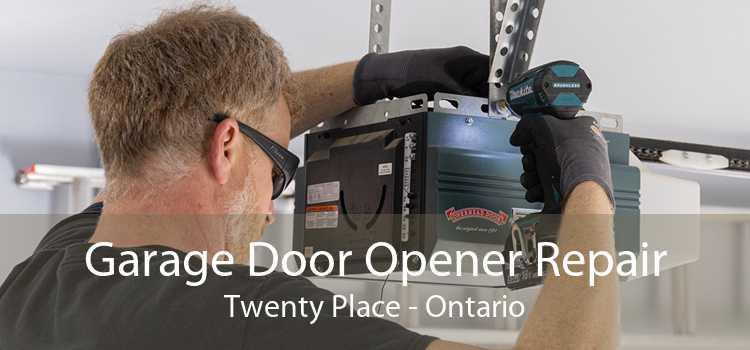 Garage Door Opener Repair Twenty Place - Ontario