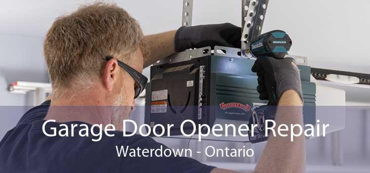 Garage Door Opener Repair Waterdown - Ontario
