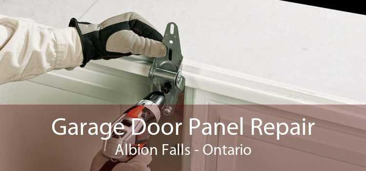 Garage Door Panel Repair Albion Falls - Ontario