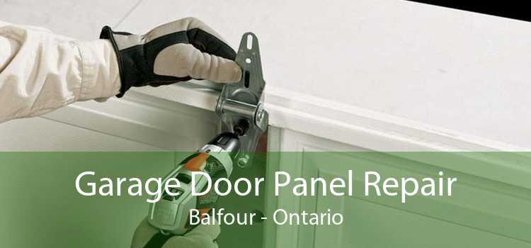 Garage Door Panel Repair Balfour - Ontario