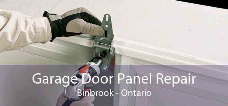 Garage Door Panel Repair Binbrook - Ontario