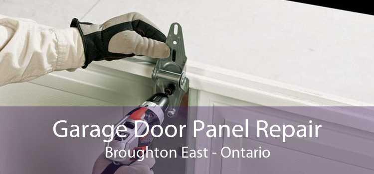 Garage Door Panel Repair Broughton East - Ontario