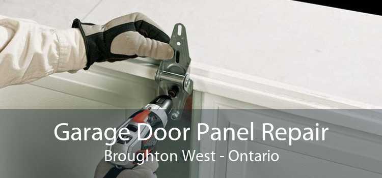Garage Door Panel Repair Broughton West - Ontario