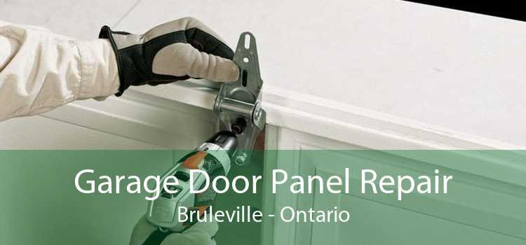 Garage Door Panel Repair Bruleville - Ontario