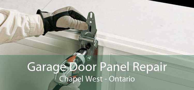 Garage Door Panel Repair Chapel West - Ontario