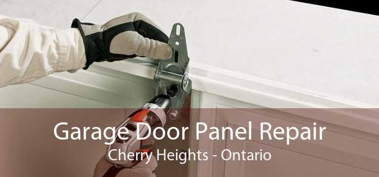 Garage Door Panel Repair Cherry Heights - Ontario