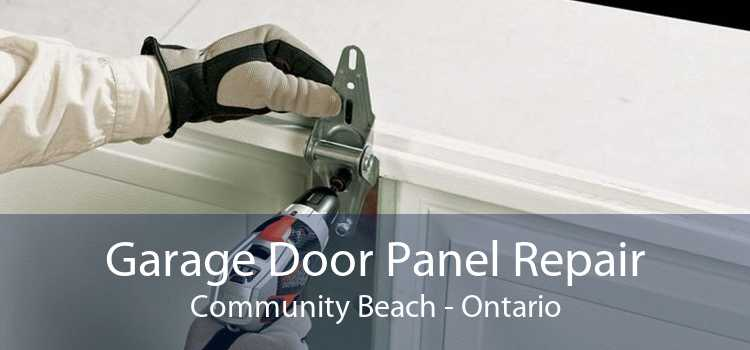 Garage Door Panel Repair Community Beach - Ontario