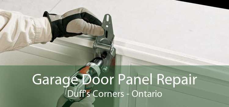 Garage Door Panel Repair Duff's Corners - Ontario