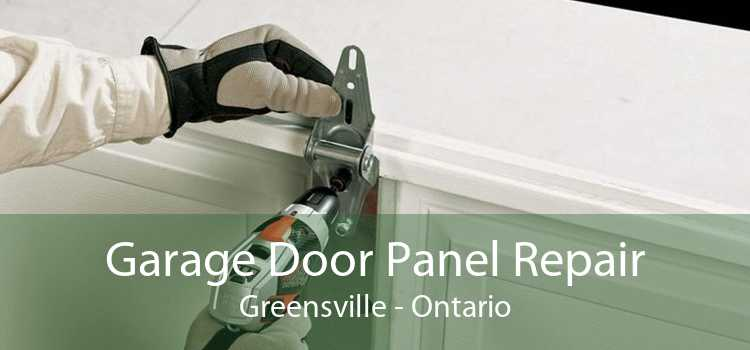 Garage Door Panel Repair Greensville - Ontario