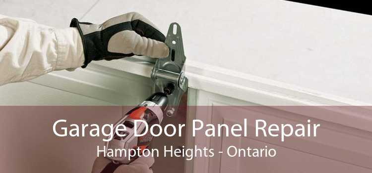 Garage Door Panel Repair Hampton Heights - Ontario