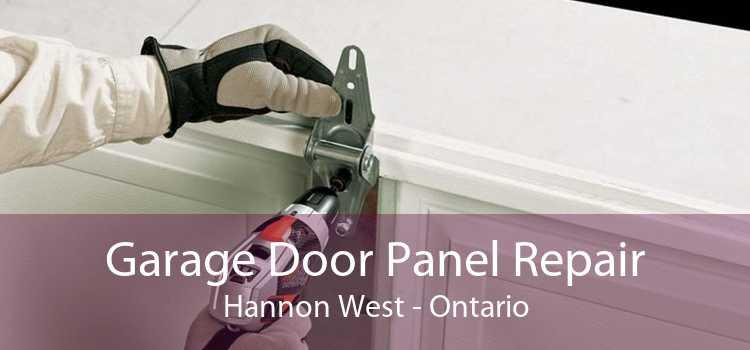Garage Door Panel Repair Hannon West - Ontario