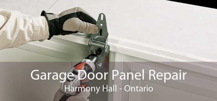 Garage Door Panel Repair Harmony Hall - Ontario